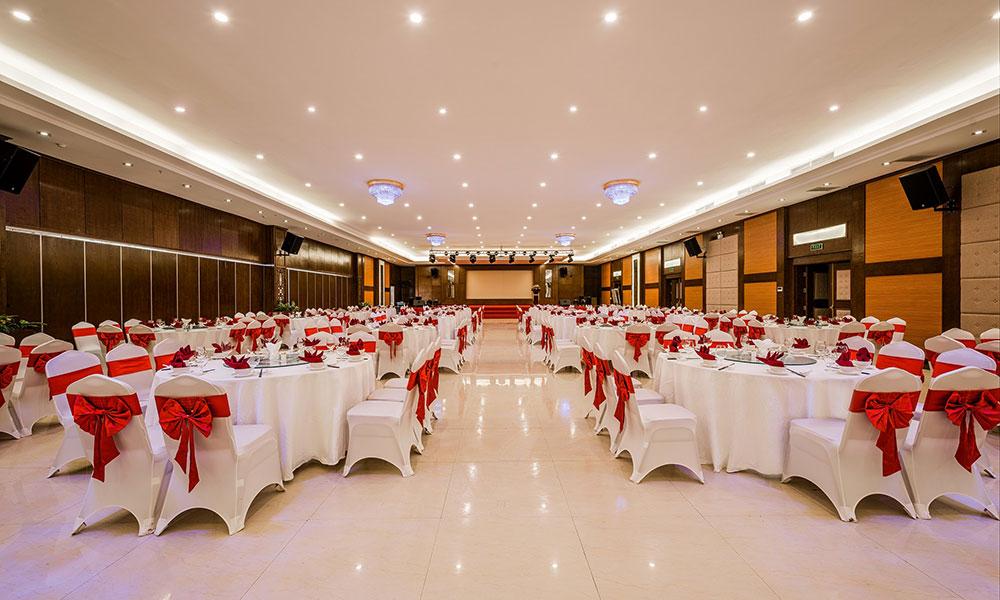 Trung tâm hội nghị tiệc cưới Mường Thanh Cần Thơ - Sảnh tiệc