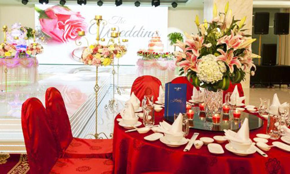 Trung tâm hội nghị tiệc cưới Ninh Kiều Cần Thơ