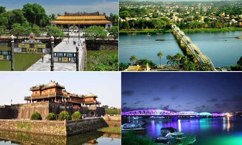 Tuần trăng mật  Nên đi du lịch ở đâu - Huế