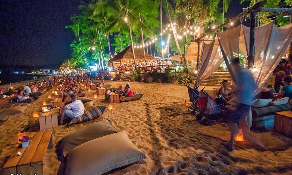 Tuần trăng mật  Nên đi du lịch ở đâu - Ko Samui (Thái Lan)