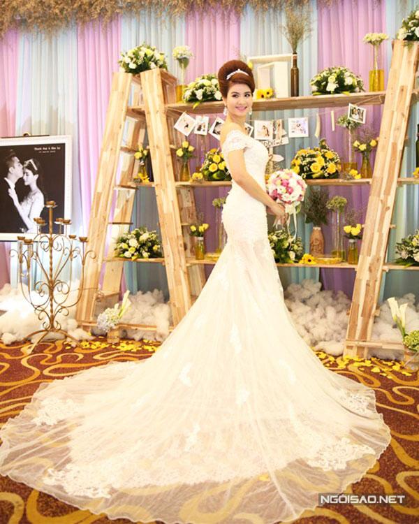 Những bộ váy cưới đẹp nhất Việt Nam - Kha Ly
