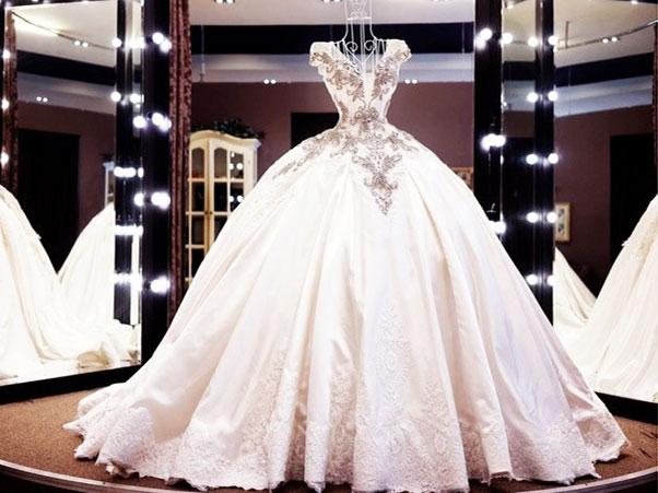 Những bộ váy cưới đẹp nhất Việt Nam - Ngọc Diệp