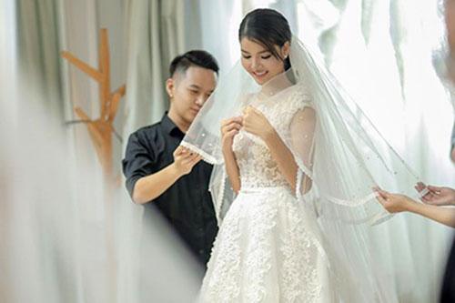 Những bộ váy cưới đẹp nhất Việt Nam - Kỳ Hân