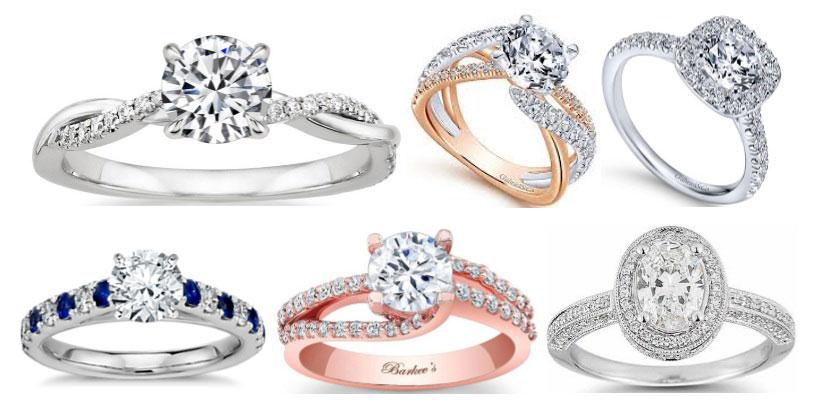 Ý nghĩa của nhẫn cưới và nhẫn đính hôn